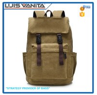 Big Top Quality Khaki Funky School Bag