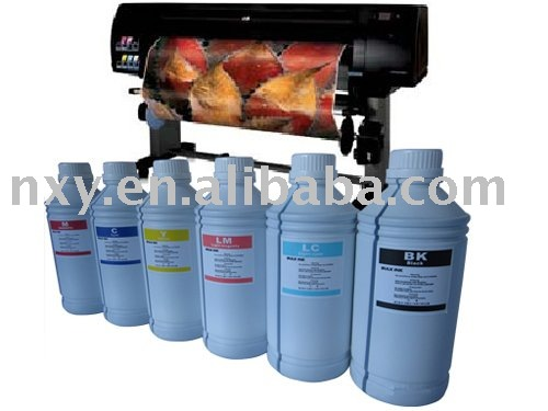 water based dye ink for HP5000/5500/1050