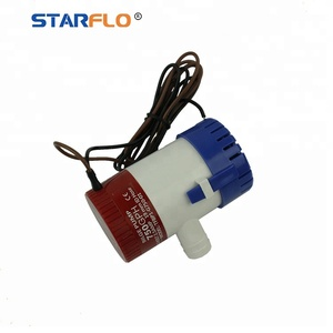STARFLO SFBP750-24 12v dc non automatic dinghy submersible boat water pump