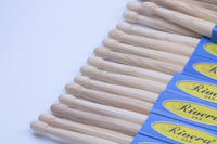 bulk drum sticks with logo printing colorful drumsticks