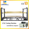 Longwell Full Automatic 3D EPS Cnc Hotwire Cutting Foam Machine