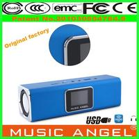 Original Music Angel JH-MAUK5B new gadgets 2014 stuffed animal speakers manual