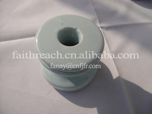Excellent quality for ANSI standard grey glazed electrical ceramic insulator 53-2