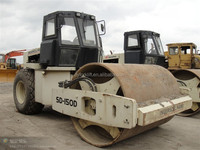 Heavy Duty Road Roller,Used Ingersoll Rand Road Roller