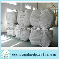 used 1 ton pp jumbo bag with uv treated