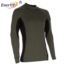 Thermal Wear Made By Wool Bamboo Sport Fabric