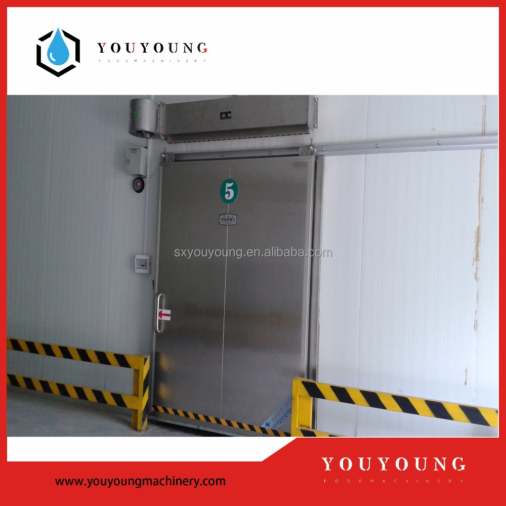Fabricated cold room