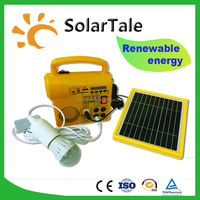 Plug and play solar pv system! Portable solar off grid system outdoor power supply
