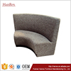 Fabric Western Restaurant Booth Sofa