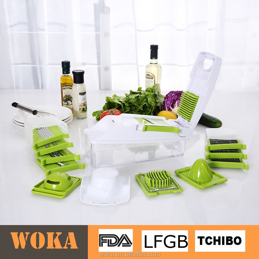 Magic kitchen grater slicer for food processor