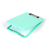 Office And School Portable Customized Letter A4 Size Professional Manufacture With China Plastic Clipboard Storage Box