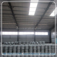 Hot sale!! prison hot dipped galvanized barbed wire fence (Professional manufacturer,good quality and best price)