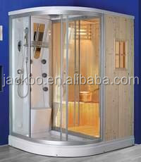 Luxury complete massage indoor steam shower room with sauna