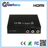 Professional Factory of HDMI Converter to AV (CVBS+R/L Stereo) with Unbeatable Price and Excellent Quality