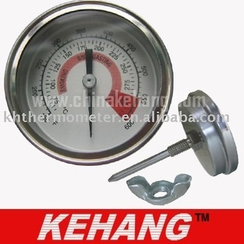 Household BBQ Grill Oven Thermometer Temperature Gauge