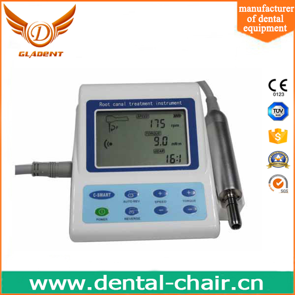 multi-frequency design exact accurate dental endomotor treatment with apex locator