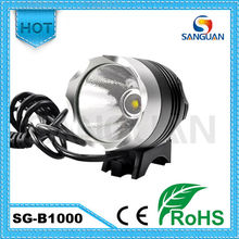 China companies latest bike lamp innovative motorcycle led lighting SG-B1000 with CE and RoHS