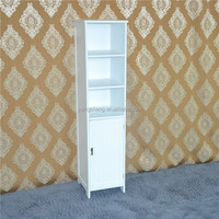Ratta furniture goodlife design decorating ideas solid wood white bathroom cabinet