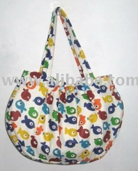 Indonesian Homemade Cotton Bag Model Manix