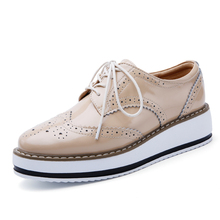 Spring/Summer/ Autumn/Winter comfort casual hard-wearing Women's shoes Brogue Shoes