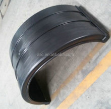 hot sell plastic mudguard for truck trailer