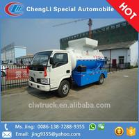High Efficient Dongfeng 4m3 Swill Collecting Truck