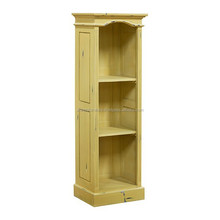 Cheap Furniture - Yellow Painted Bookcase