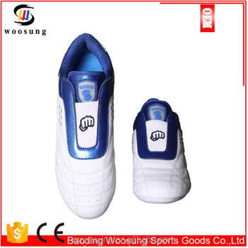 2016 brand new Martial Arts Karate taekwondo shoes women