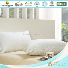 China Wholesale Synthetic Polyester Siliconized Hollow Fiber Fibre Pillow Manufacture