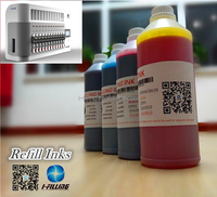 vivid print color Refill UV dye ink for HP61 test before place order