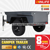 motorcycle camping trailer