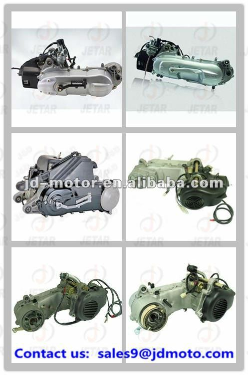 chinese motorcycle engine 50cc moped engine free market south America