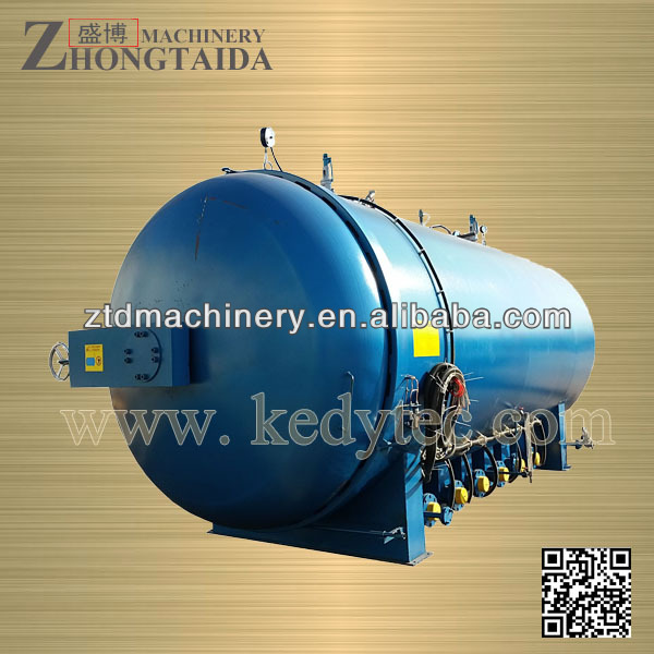 Rubber Curing Press For Vulcanized Cable