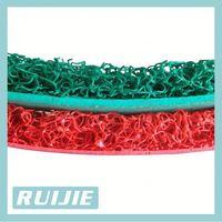 home garden rubber indoor/outdoor floor mat