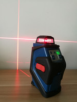 Cheap level Strong light self-leveling mini cross line Automatic Rotation 360 degree Laser Level