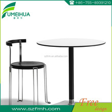Fumeihua 12mm solid hpl laminate tabletops
