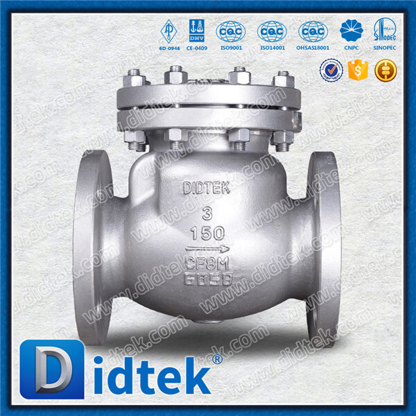 China manufacturer BS1868 water flow control check valve