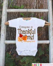 Adorable newborn baby clothes rompers thanksgiving white jumpsuit for kids
