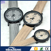 New arrive cute gift fashion leather watches for couples wholesale watch cheap western wrist watch