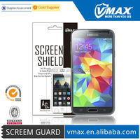 Vmax Quality 4H Fingerprint-Froof / Matte / Anti-Glare screen protectors for Samsung galaxy s5 i9600 accessories oem/odm