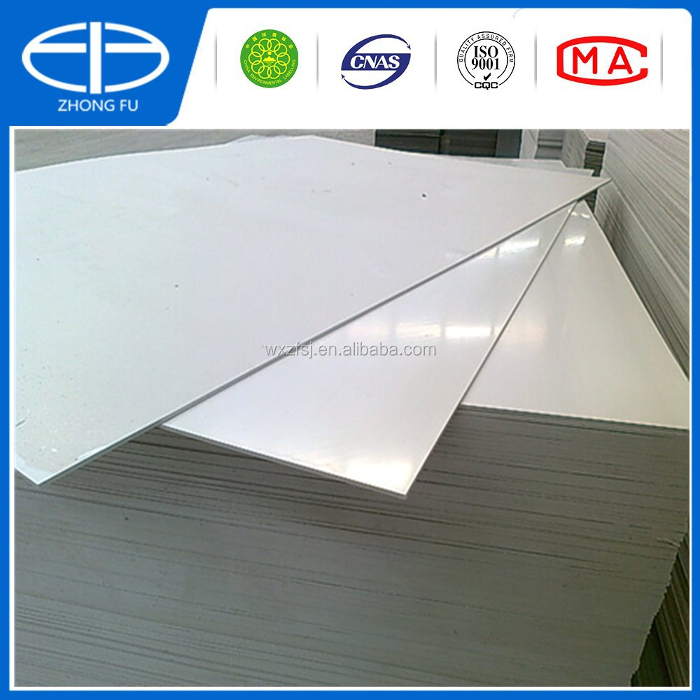 Plastic building Template /PVC Foam board re-used more than 30times