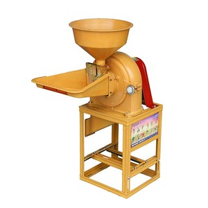 CXJG003 wheat rice dry food red chilli powder making grinder machine for home wheat grinding machine price