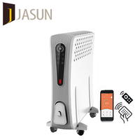 Electric Oil filled radiator Heater With Wifi