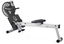 XTERRA Fitness Magnetic and Air Resistance Folding Rower ERG400