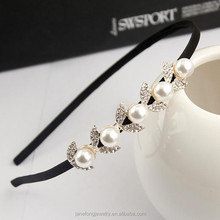 Girl Flower Pearl <strong>Headband</strong> China <strong>Headband</strong> Manufacturer