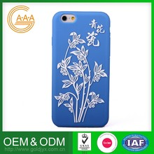 Design Your Own Phone Cover Soft Pc+Silicone Phone Case For Iphone 5 5S 6 6S 6Plus