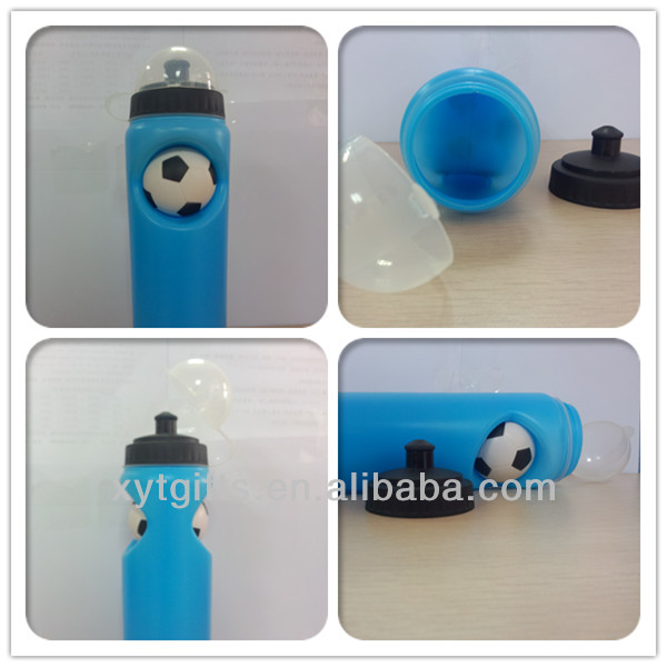 New Design Plastic Sport Bottle Eco-friendly Bottle Lanyard