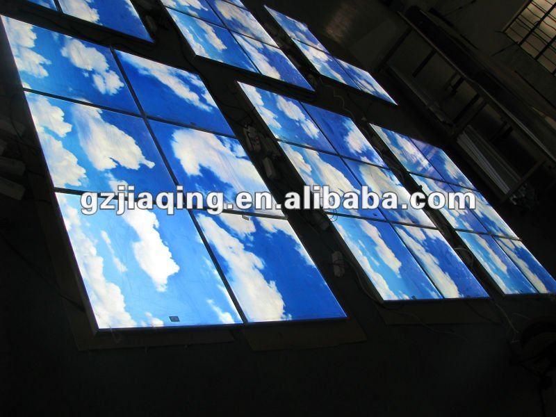 l gant led suspendu ciel plafond panneau voyants de led id de produit 646260766. Black Bedroom Furniture Sets. Home Design Ideas