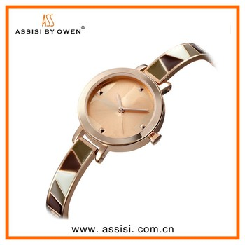 Assisi brand Wholesale Price Newest 2015 Women Ladies Wrist Watch