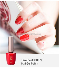 12ml Soak Off UV Nail Gel Polish supplies